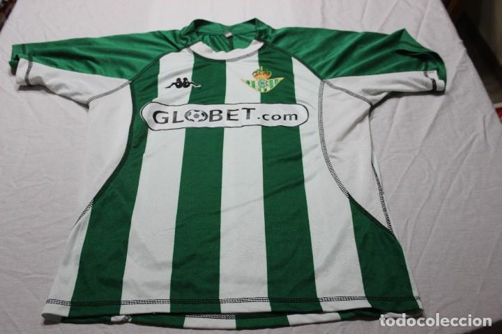 camisetas de futbol Real Betis venta