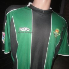 Coleccionismo deportivo: CAMISETA FUTBOL ORIGINAL REAL BETIS BALOMPIE TALLA XL. Lote 65670430