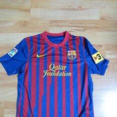 Coleccionismo deportivo: CAMISETA F.C. BARCELONA - BARÇA- 2011/ 2012 TALLA M . Lote 66030426