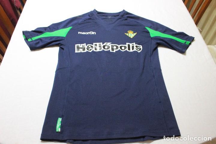 camisetas de futbol Real Betis online