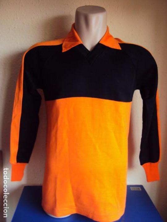 c5706b15b2921 f-161183)camiseta futbol de portero años 60-70 - Vendido en Venta ...