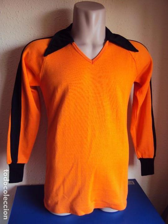 52a725d2feafe f-161184)camiseta futbol de portero años 60-70 - Comprar Camisetas ...