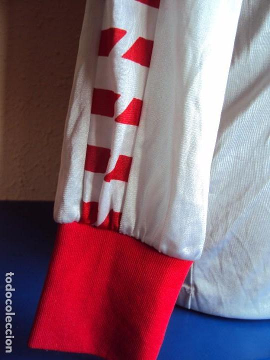 Coleccionismo deportivo: (F-161135)CAMISETA SELECCION CATALANA,MARCA MEYBA,TALLA L,DORSAL 14,MATCH WORN - Foto 9 - 67909649