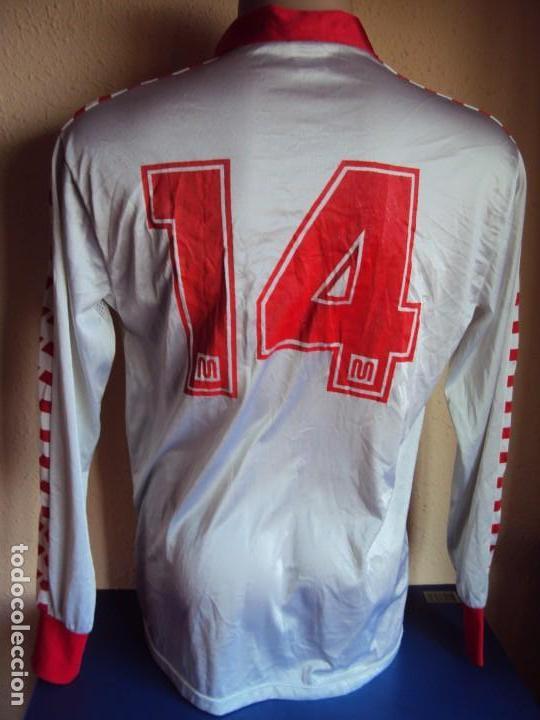 Coleccionismo deportivo: (F-161135)CAMISETA SELECCION CATALANA,MARCA MEYBA,TALLA L,DORSAL 14,MATCH WORN - Foto 11 - 67909649