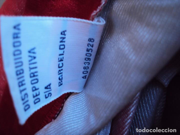 Coleccionismo deportivo: (F-161135)CAMISETA SELECCION CATALANA,MARCA MEYBA,TALLA L,DORSAL 14,MATCH WORN - Foto 16 - 67909649