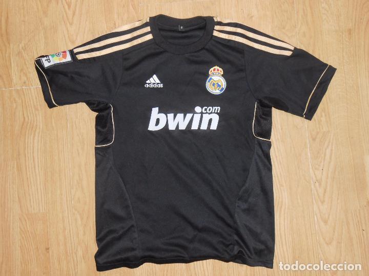 Real MadridSegunda 14 Cristiano Camiseta EquipacionNegraTalla RonaldoTdkdep10 8ONnwPX0k