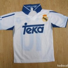 Sports collectibles - CAMISETA DEL REAL MADRID. FIGO. DORSAL 10. TALLA PEQUEÑA. TDKDEP10 - 68051469