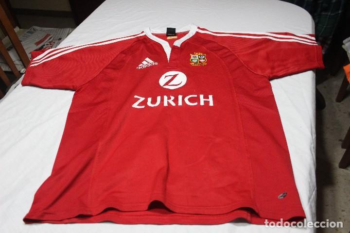el fin pistola Presta atención a  camiseta de rugby de la seleccion de nueva zela - Buy Football T-Shirts at  todocoleccion - 68519193