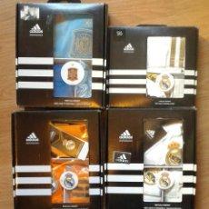 Coleccionismo deportivo: EQUIPACIONES INFANTILES FUTBOL ADIDAS. Lote 68902709