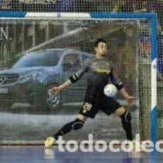 Coleccionismo deportivo: (F-161261)CAMISETA DEDICADA DE P.SEDANO F.C.BARCELONA , FUTBOL SALA , MATCH WORN. Lote 201174372