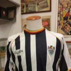 Coleccionismo deportivo: VICTOR BOCCHIO. CAMISETA ORIGINAL. CLUB CIPOLLETTI. MATCH WORN 2000-2001. TALLA XL. Lote 70205545