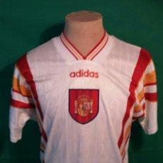 Sports collectibles - 3° Camiseta Adidas España 1996-1998 - 71048887