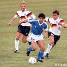 Coleccionismo deportivo: (F-170122)CAMISETA ADIDAS SELECCION ARGENTINA , MARADONA , DORSAL 10 , TALLA L. Lote 72098015