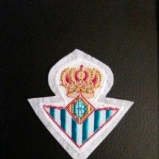 Collectionnisme sportif: ESCUDO REAL BETIS BORDADO. Lote 73449963