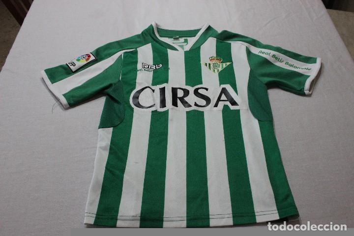 comprar camiseta Real Betis niños