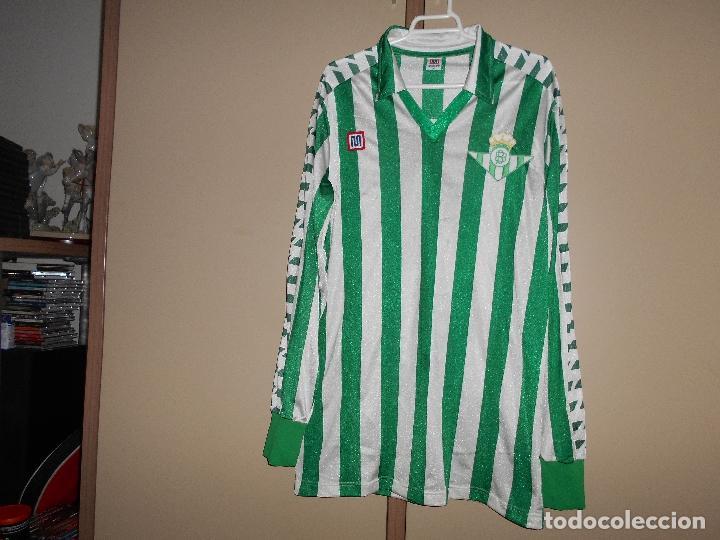 comprar camiseta Real Betis manga larga