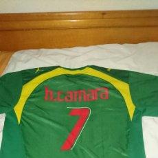 Coleccionismo deportivo: CAMISETA H.CAMARA SENEGAL TALLA M. Lote 78387187