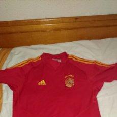 Coleccionismo deportivo: CAMISETA ESPAÑA EUROCOPA PORTUGAL 2004. Lote 78394145