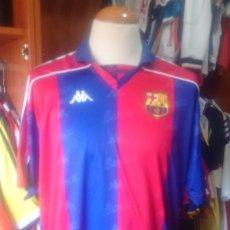 Coleccionismo deportivo: CAMISETA FUTBOL F.C BARCELONA 1992-1993 KAPPA DREAM TEAM. Lote 79507669