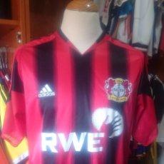 Coleccionismo deportivo: CAMISETA FUTBOL BAYER 04 LEVERKUSEN 2005-2006. Lote 79516189