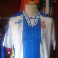 Coleccionismo deportivo: CAMISETA FUTBOL R.C.D ESPAÑOL 1994-1995 VINTAGE PUMA. Lote 81174916