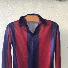 Coleccionismo deportivo: CAMISETA DEL FÚTBOL CLUB BARCELONA TIPO MEYBA 1980'S. . Lote 81873384