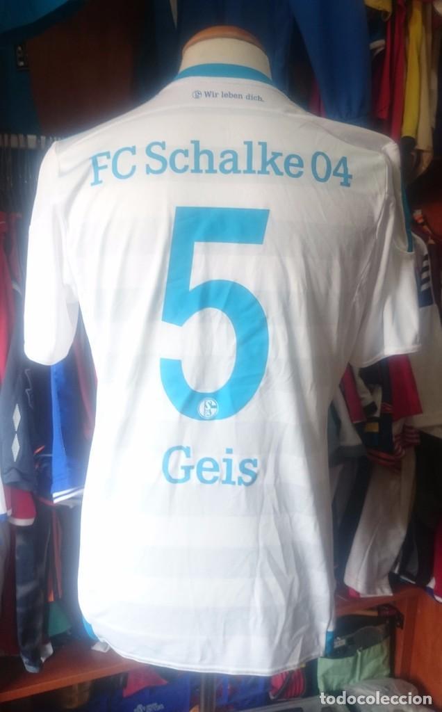 comprar camiseta FC Schalke 04 online