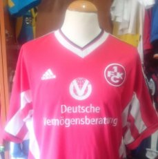Coleccionismo deportivo: CAMISETA SHIRT FC KAISERSLAUTERN 1998-1999 ADIDAS. Lote 82931712