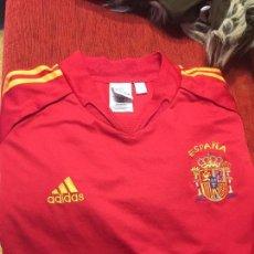 Coleccionismo deportivo: CAMISETA SELECCION ESPAÑOLA EURO 2004, ORIGINAL ADIDAS.. Lote 83124056