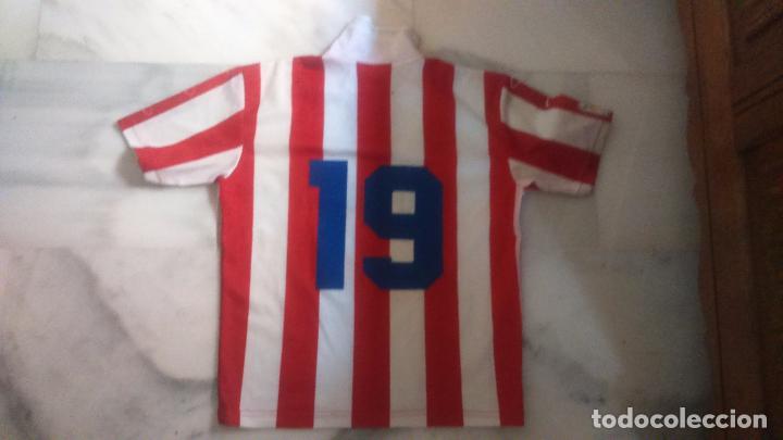 Coleccionismo deportivo: CAMISETA ATLETICO DE MADRID MARBELLA BROKAL - Foto 3 - 83913436