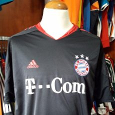 Coleccionismo deportivo: CAMISETA TRIKOT BAYERN MUNICH 2004-2005 CUP CHAMPIONS. Lote 84410928