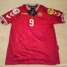 Coleccionismo deportivo: CAMISETA DE DINAMARCA EURO 2000. Lote 214044625