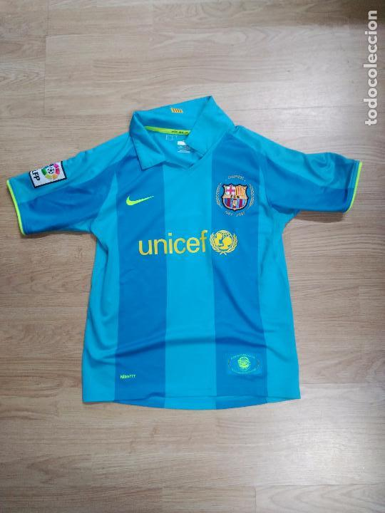 camiseta fc barcelona. barsa. azul. segunda equ - Comprar Camisetas ... f1cde3b8285