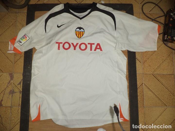 f nike C Sold Camiseta 2004 Liga Through Talla Valencia Del OCHUnxtwq1