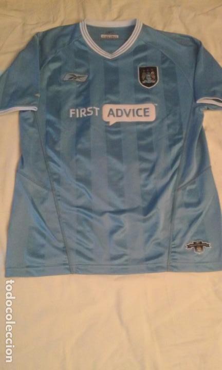 325a2d3156e66 Camiseta manchester city -first advice- reebok - Vendido en Venta ...
