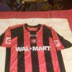 Coleccionismo deportivo: CAMISETA CLUB ATLÉTICO SAN LORENZO DE ALMAGRO (ARGENTINA) -WAL MART- LOTTO. Lote 86227960