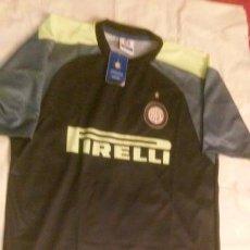 Coleccionismo deportivo: CAMISETA INTER DE MILAN (FOOTBALL CLUB INTERNAZIONALE MILANO) HANDANOVIC (A ESTRENAR). Lote 86231000