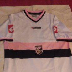 Coleccionismo deportivo: CAMISETA U.S. CITTA DI PALERMO -LOTTO-. Lote 86304476
