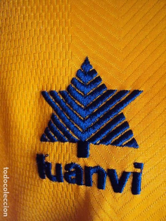 Coleccionismo deportivo: (F-170577)CAMISETA DE DJUCKIC , VALENCIA C.F. MARCA LUANVI , TALLA XL - Foto 6 - 86703704