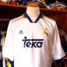 Coleccionismo deportivo: CAMISETA SHIRT REAL MADRID 1998-1999 ADIDAS TEKA. Lote 87157028