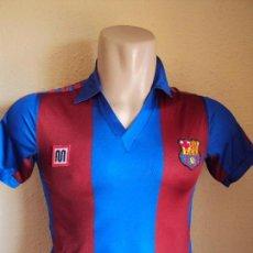 Coleccionismo deportivo: (F-170522) CAMISETA F.C.BARCELONA , MARCA MEYBA , MANGA CORTA. Lote 90070362