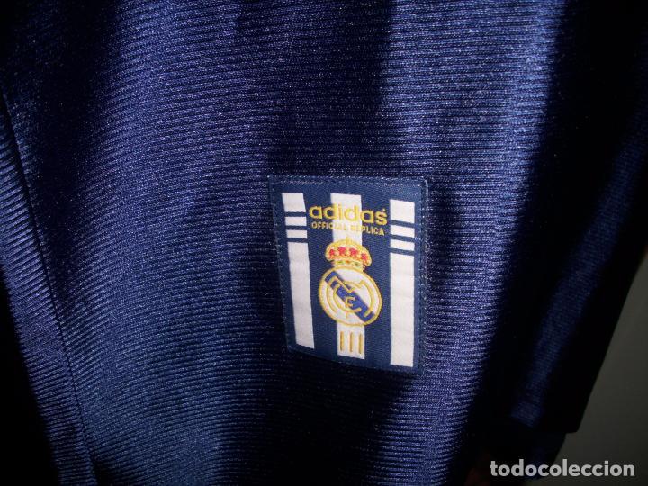Coleccionismo deportivo: CAMISETA DE FUTBOL DEL REAL MADRID - ADIDAS - TEKA - - Foto 7 - 158947616