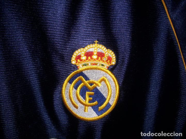 Coleccionismo deportivo: CAMISETA DE FUTBOL DEL REAL MADRID - ADIDAS - TEKA - - Foto 8 - 158947616