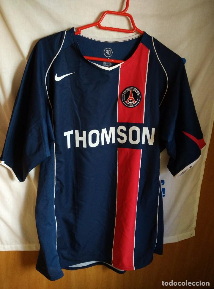camisetas de futbol Paris Saint Germain nuevo