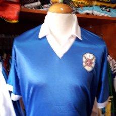 Coleccionismo deportivo: CAMISETA SHIRT MAGLIA FUTBOL OS BELENENSES AÑOS 80S VINTAGE. Lote 90082056
