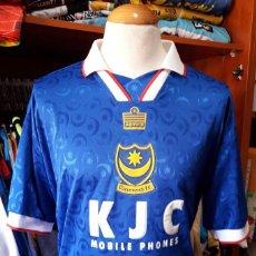 Coleccionismo deportivo: CAMISETA SHIRT FUTBOL PORTSMOUTH 1997-1998 ADMIRAL. Lote 90085024
