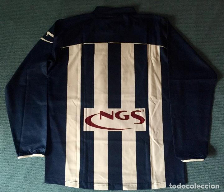 Coleccionismo deportivo  CAMISETA FUTBOL REAL SOCIEDAD MANGA LARGA TALLA XL  TEMPORADAS 2004-2006 - 752b1d1649113