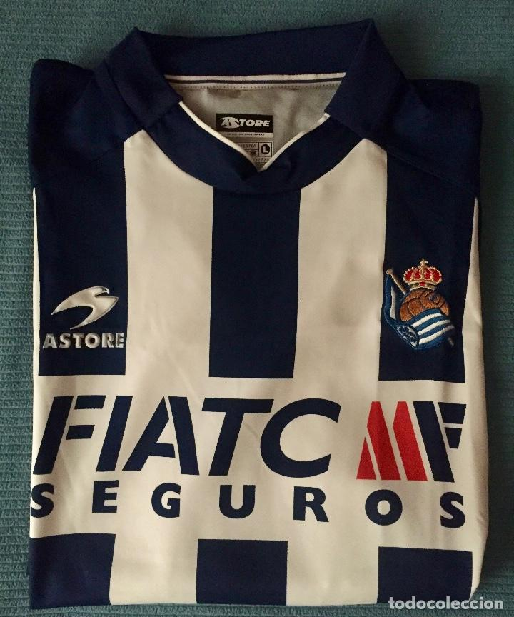 Camiseta Real Sociedad manga larga