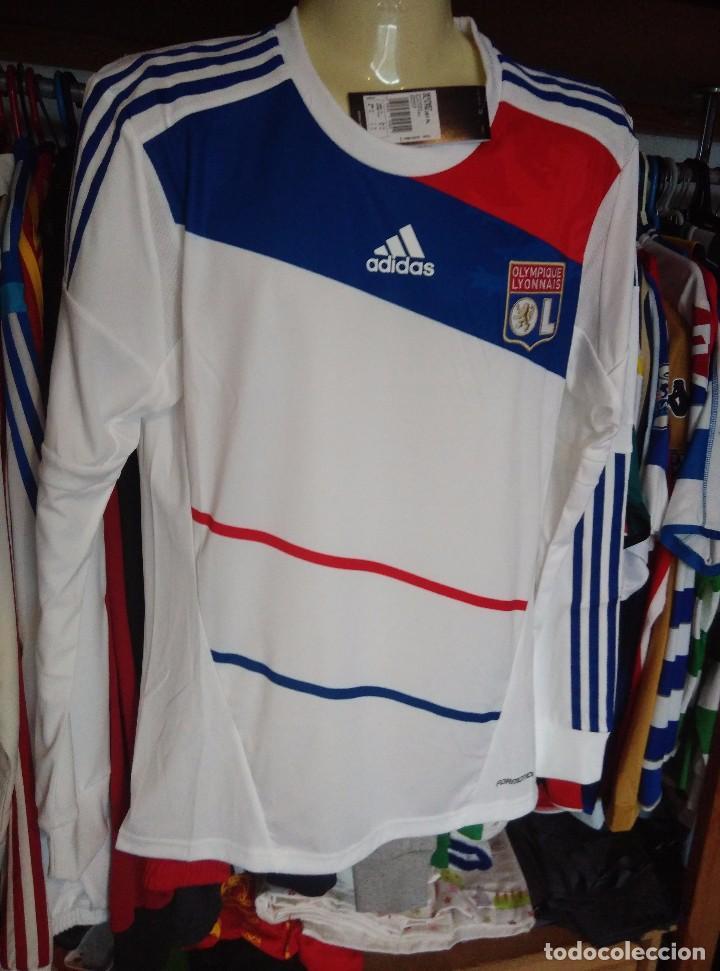 camisetas de futbol Olympique Lyonnais nuevas