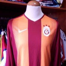 Coleccionismo deportivo: CAMISETA SHIRT TRIKOT FUTBOL GALATASARAY 2015-2016 NIKE. Lote 91651995